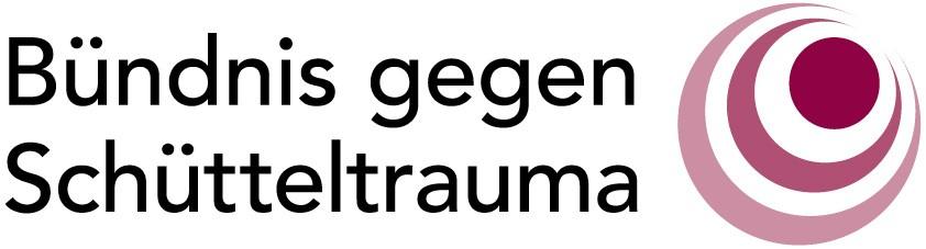 Logo Bündnis gegen Schütteltrauma